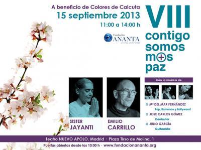 CONTIGO SOMOS MÁS PAZ, 15 de septiembre 2013