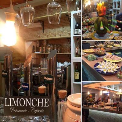 RESTAURANTE CAFETERÍA LIMONCHE, 31 de enero de 2016